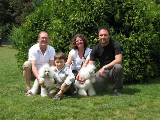 Dream & Uhlan (famille Boucly)