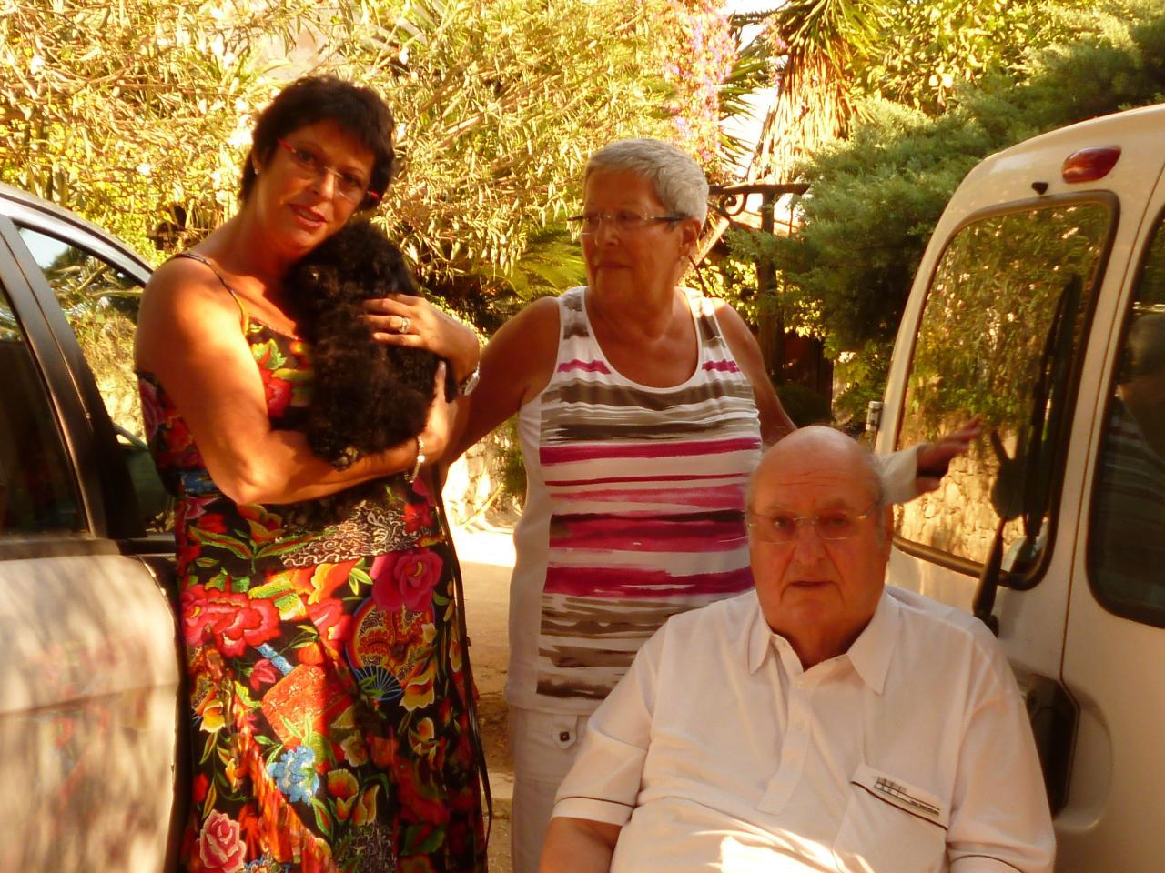 Gigi L'Amoroso - le 24.10.12 (Famille Hanau)